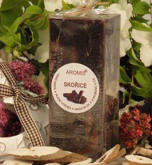 Aromatická svíčka Skořice hranol